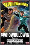 #WhoWouldWin Podcast