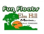 Fun Floats! Boat Rentals at Elm Hill Marina