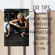 Dr. Tiff launches debut healthguide at Parnassus