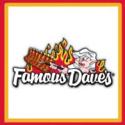 Famous Dave's Bar-B-Que in middle Tennessee