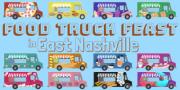 Food Truck Feast in East Nashville