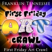 First Friday Franklin Art Crawl