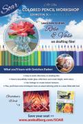 SOAR Colored Pencil Workshop with Gretchen Evans Parker