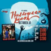 Annual Haloween Bash at Whildhorse Saloon in Nashville