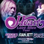 Heart: Love Alive Tour w/Joan Jett and The Blackhe...