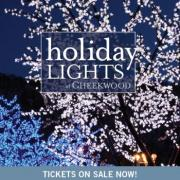 Cheekwood Holiday Lights