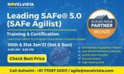 Leading SAFe 5.0 (SAFe Agilist) Training & Certification Program