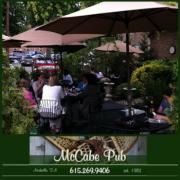 McCabe Pub in Sylvan Park Nashville Tennessee