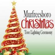 Murfreesboro Christmas Tree Lighting Ceremony