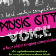Music City Voice at the Capitol Theatre