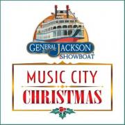 Music City Christmas Evening Cruise on the General Jackson Nashville Tennessee