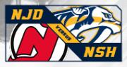 Nashville Predators vs. New Jersey Devils