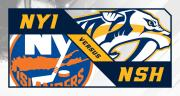 Nashville Predators vs. New York Islanders