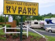 NASHVILLE COUNTRY RV PARK