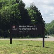 Shutes Branch Recreation Area on Old Hickory Lake