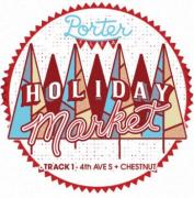 Porter Flea Annual Holiday Market