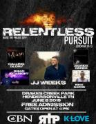 Raise The Praise ~ Relentless Pursuit
