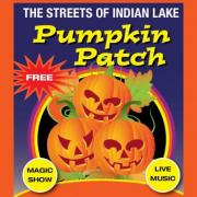 Pumpkin Patch at Streets of Indian Lakes in Hendersonville Tennessee