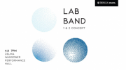 Lab Band 1 & 2 Concert