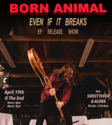 Born Animal EP Release Party