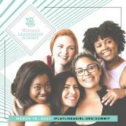 Play Like a Girl Women's LeadershipSummit