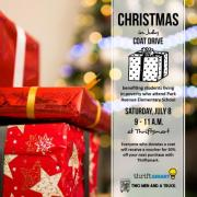 TWO MEN AND A TRUCK's Christmas in July Coat Drive