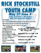 Middle Tennessee Football Youth Camp