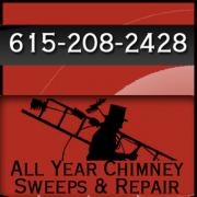 Nashville Chimney Sweeping and Repair