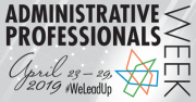 Administrative Professionals Day Event