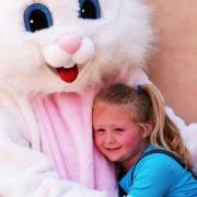 Easter Bunny Breakfast at Lucky Ladd Farms
