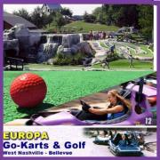 Europa Go Karts and Golf