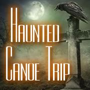 Haunted Canoe the Caney