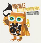 Kidsville at the Parthenon in Nashville Tennessee