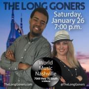The Long Goners @ World Music Nashville