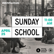 Moving Nashville Forward Sunday Services, presented by Third Man Records