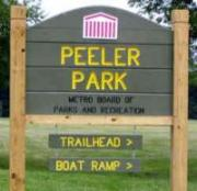 Peeler Park Horse Trails