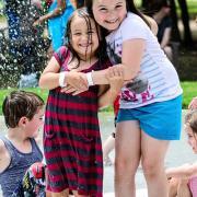 Splash Zone Days at Lucky Ladd Farms