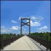 Two Rivers Park Bridge