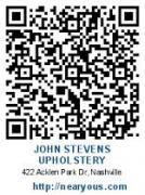 John Stevens Upholstery
