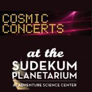 2nd Saturday Laser Shows at the Sudekum Planetarium in Nashville Tennessee