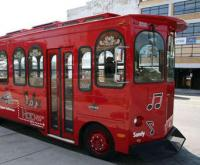 Nashville Site Seeing on Music City Trolley Hop