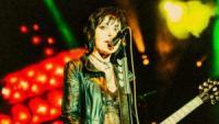 Joan Jett & the Blackhearts at the Ryman Auditorium in downtown Nashville Tennessee