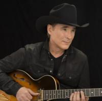 Clint Black at the Ryman Auditorium in downtown Nashville Tennessee