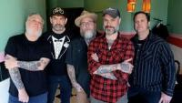 Lucero w/Ian Noe at the Ryman Auditorium in downtown Nashville Tennessee