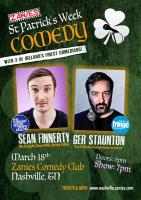 St. Patrick's Week Comedy