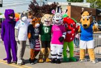 Middle Tennessee Strawberry Festival Mascot Race