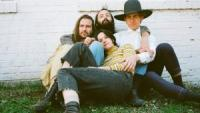 Big Thief at the Ryman Auditorium in downtown Nashville Tennessee