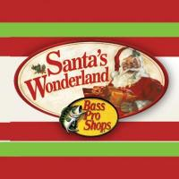 Santa's Wonderland at Bass Pro Shop