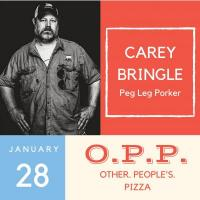 Other People's Pizza at Nicky's Coal Fired: Chef Carey Bringle