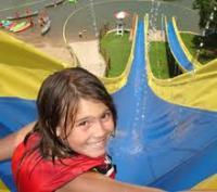Sliding at Camp Widjiwagan